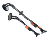 AGP GS9FE Electric Drywall Sander with Carry Bag