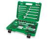 "Toptul GCAI8201 Professional Grade Flank Socket Spanner Set 6PT 1/4"" & 1/2"" 82pce"