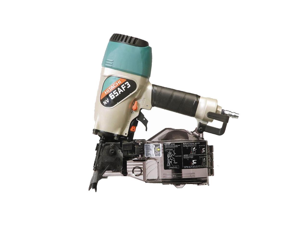 Hitachi NV65AF3(H1) Pneumatic Coil Nailer 15?? 65mm