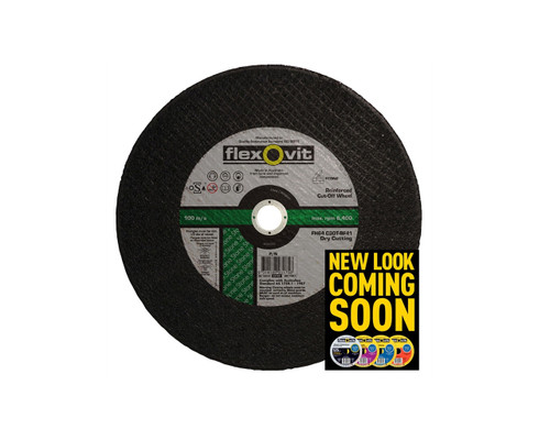 Flexovit 4030220 Masonry Cut Off Wheel 300x3.4x20mm