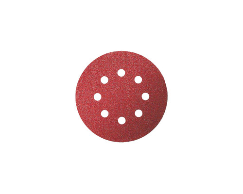 "Bosch 2608605085 Sanding Discs 150mm (6"") 40 Grit (5x)"