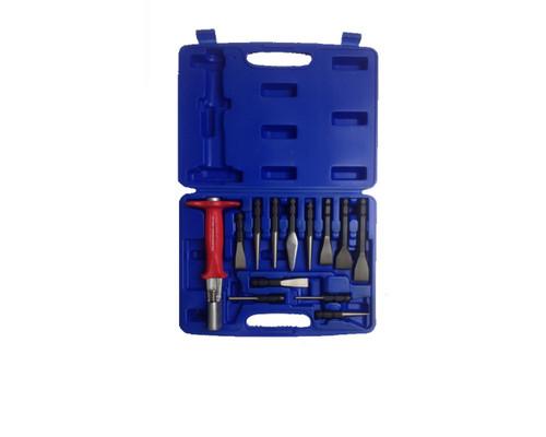 AP Tools DA9929 All Go Chisel & Punch Bit  Set 12pce