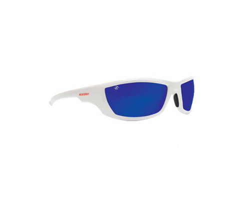 Bandit 522SWSD Safety Glasses Scorpion White Frame