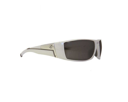 Bandit 5506SWSMD Safety Glasses Jet White
