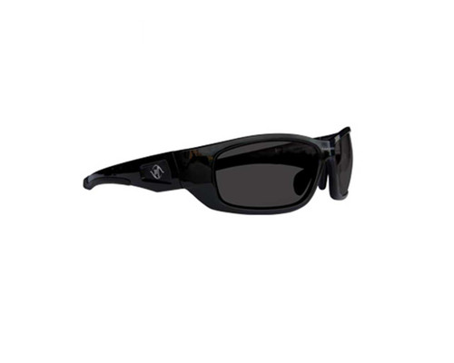 Bandit 8105SBR Safety Glasses Maverick Black