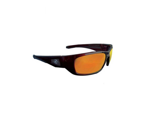Bandit 8105SBRRM Safety Glasses Maverick Red