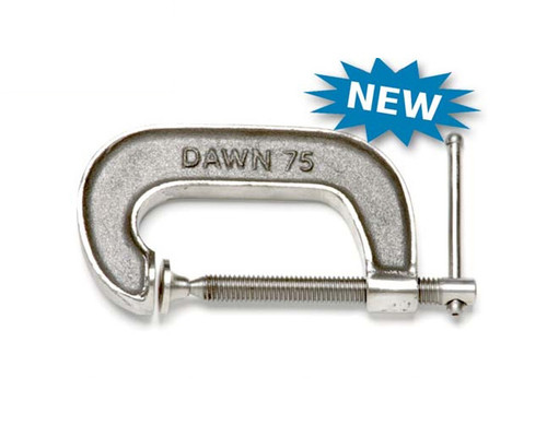 "Dawn 61155-CSS G-Clamp Stainless Steel Marine Grade 316 Cast 150mm (6"")"