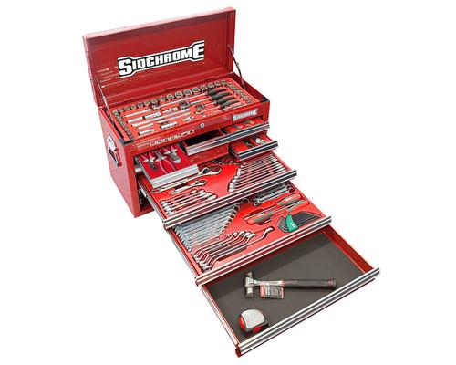 Sidchrome SCMT10112K 159 Piece Metric/AF Tool Kit