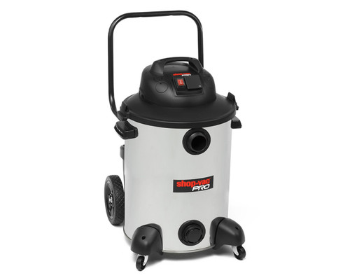 SHOP VAC PRO 60L 1600 Watt Wet/Dry Vacuum with HEPA Filter