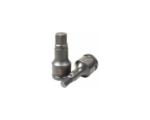 "ABW X3H06M Impact Socket In-Hex 3/8 "" 6mm"