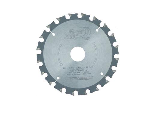 """Dart MSB1252220 Metal Cutting 125mm (5"""") x 22mm x 20T"""