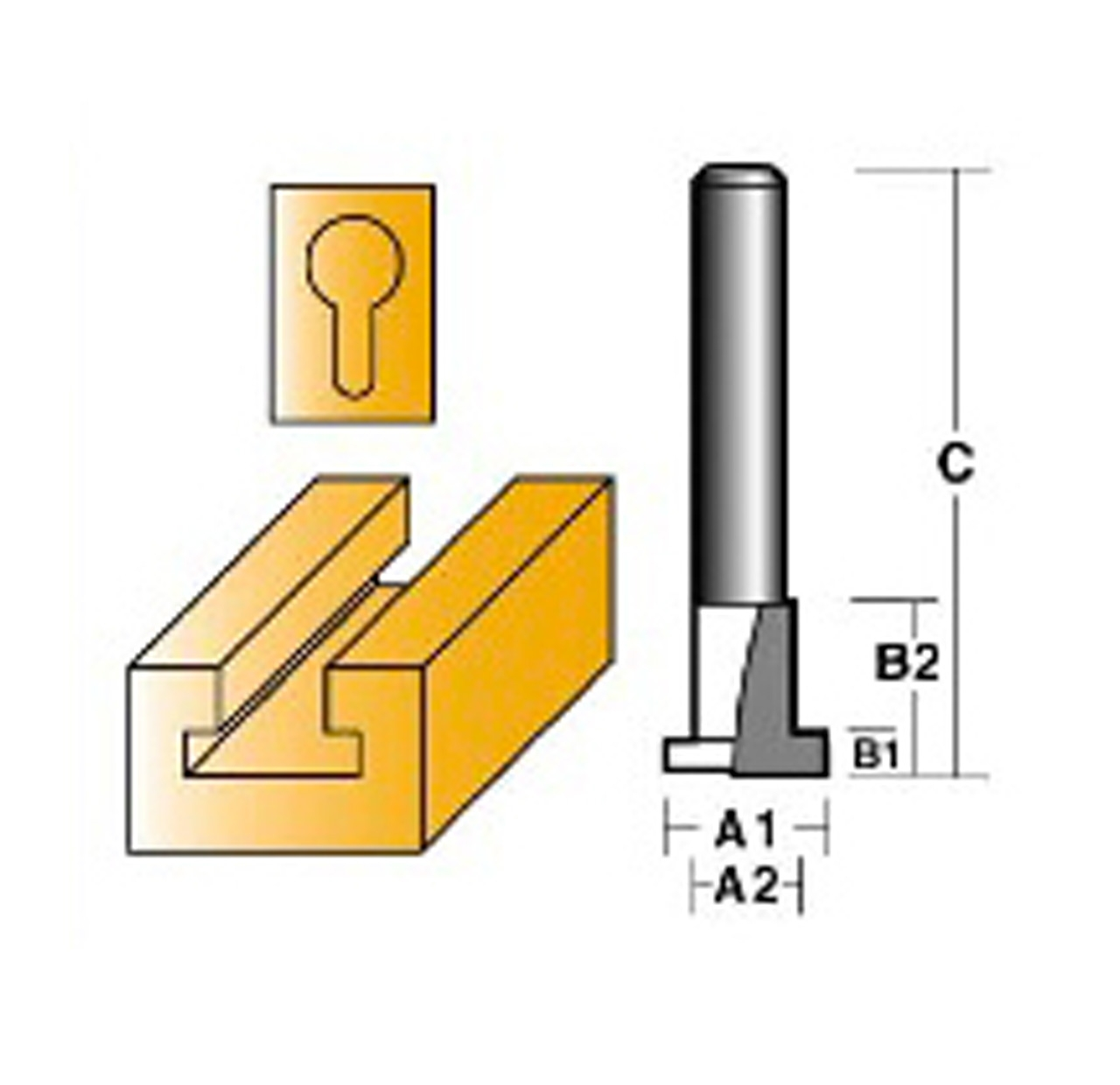 Router Bits Cutting Tools Drilling Audel Power Audels Wiring Diagrams For Light And Hook Slot