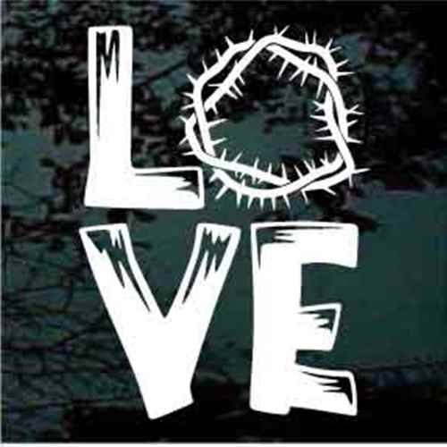 Crown Of Thorns Love