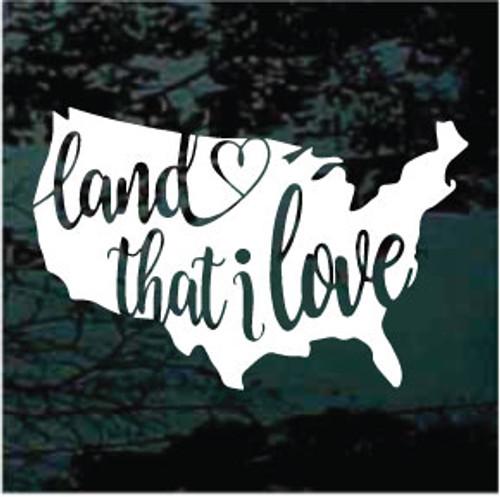 Land That I Love USA