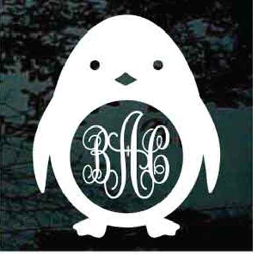 Penguin Monogram
