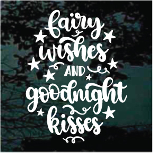 Fairy Wishes Goodnight Kisses