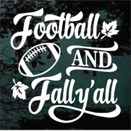 Football & Fall Y'all