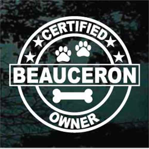 Certified Beauceron Owner