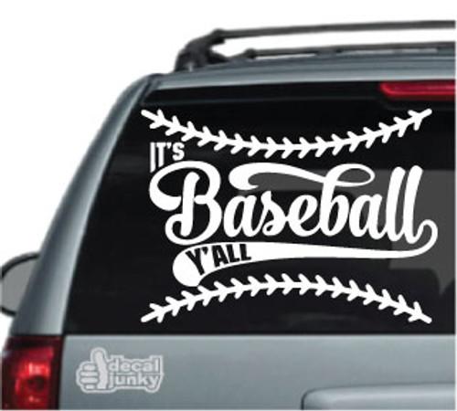 It's Baseball Y'all Design 02