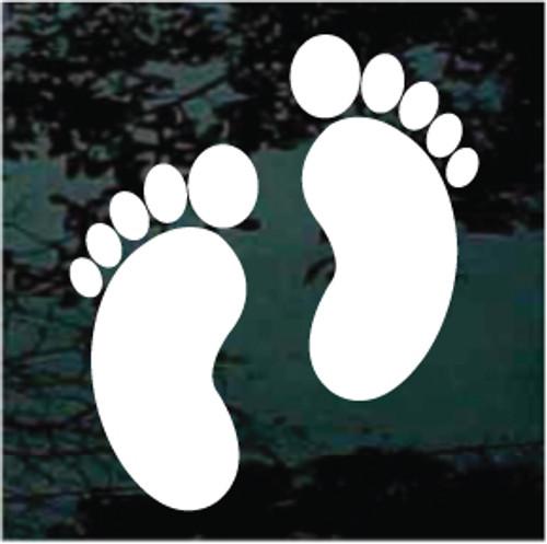 Feet Prints 06