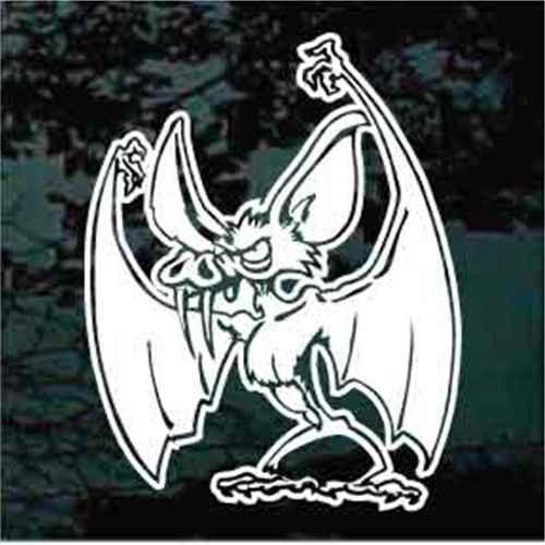 Bat With Fangs