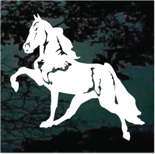 Detailed Walking Horse