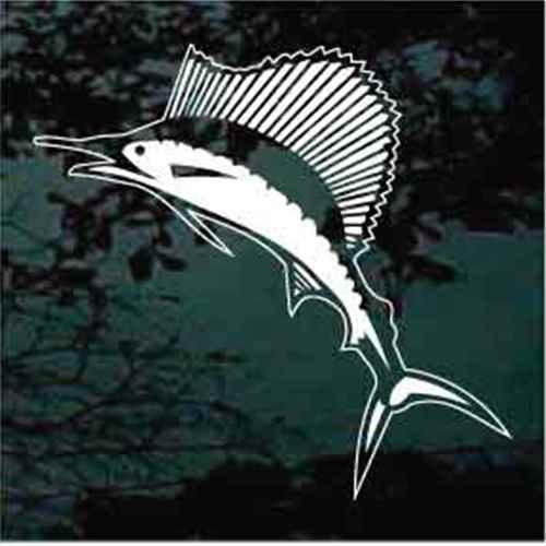 Detailed Marlin Fish