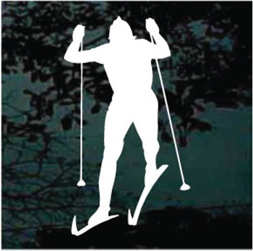 Cross Country Snow Skiing 01