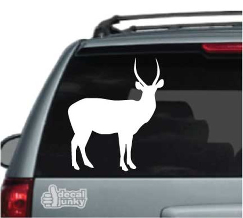 Solid Antelope Stickers