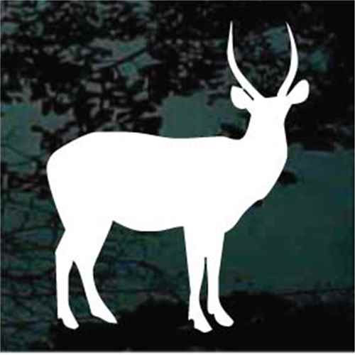Solid Antelope Decals