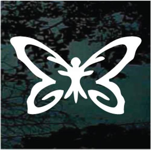 Tribal Butterfly 02
