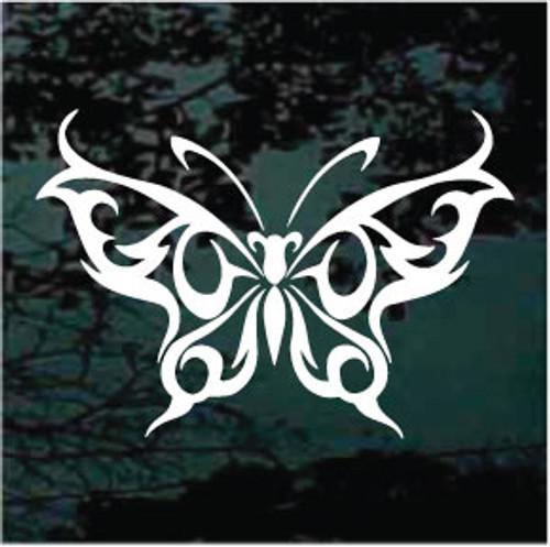 Tribal Butterfly 01