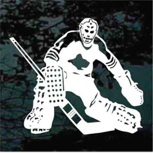 Detailed Hockey Goalie