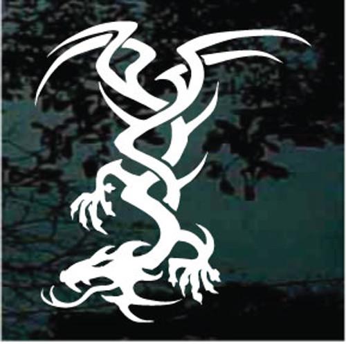Tribal Dragon 08