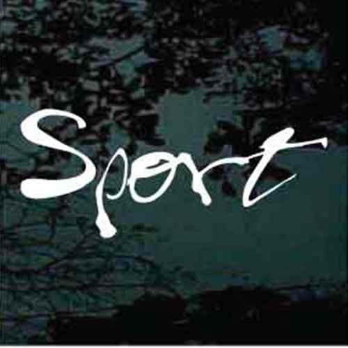 Handwritten Sport