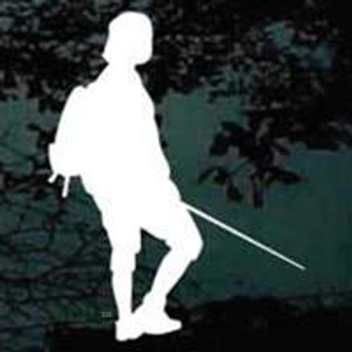 Hiking Silhouette (01)