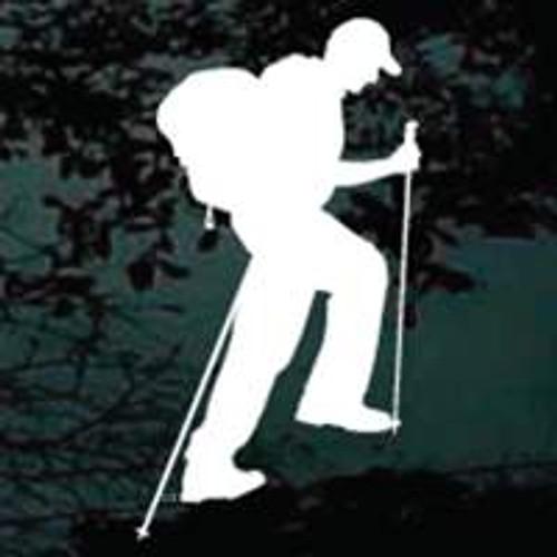 Hiking Silhouette (02)