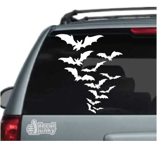 Bat Colony Stickers