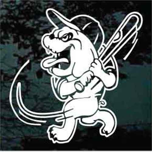 Baseball Bulldog