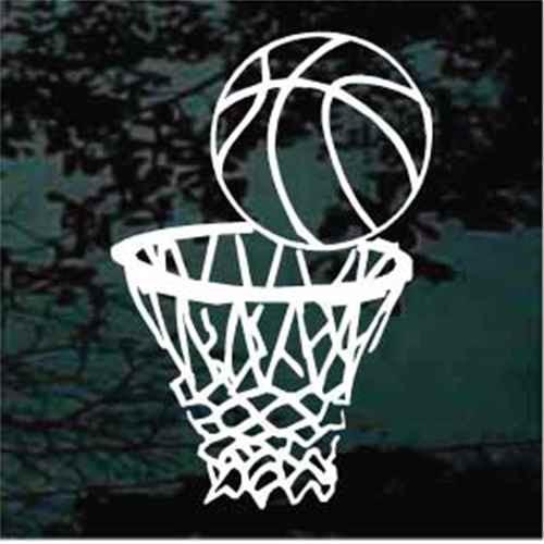 Basketball & Goal