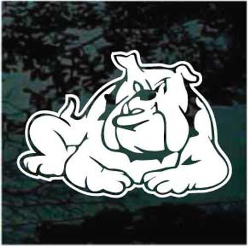 Bulldog Decals