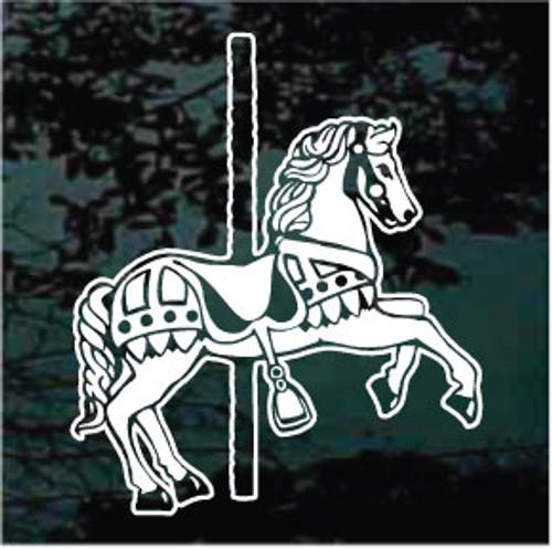 Carousel Horse 01