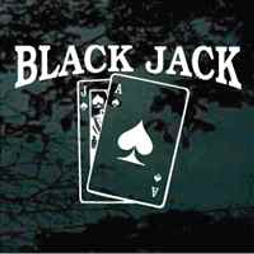 Hand of Black Jack Cards