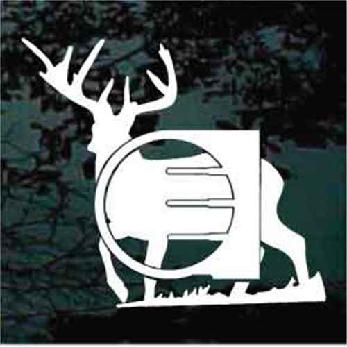 Bow Hunting Car Decals Window Stickers Decal Junky