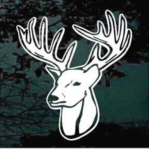 Hunting Decals Car Window Stickers Decal Junky