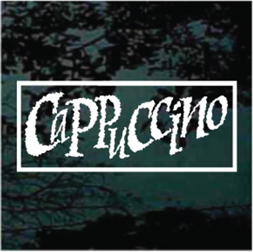 Cappuccino 01