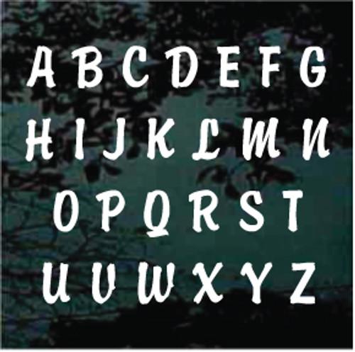 Brody Script Monogram
