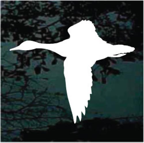 Duck 05 Silhouette