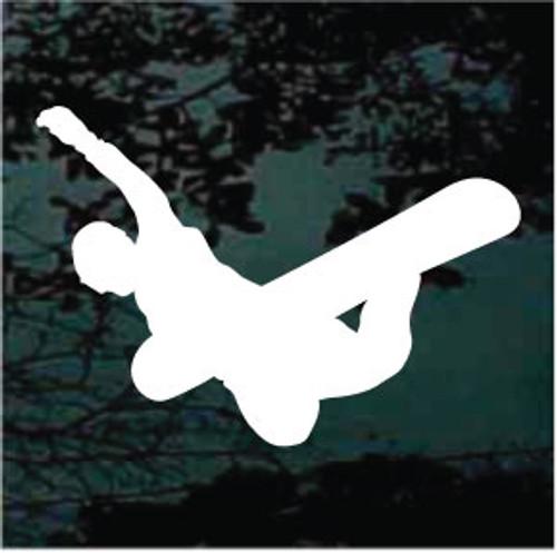 Snowboarding Silhouette 02
