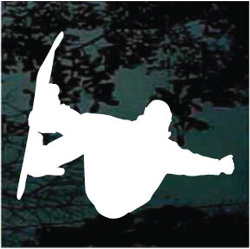 Snowboarding Silhouette 03